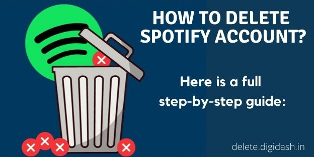 How To Delete Spotify Account?